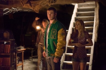 """The Cabin in the Woods"" on DVD and Blu-ray"