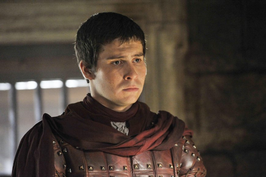 Game of Thrones Podrick Payne Pod