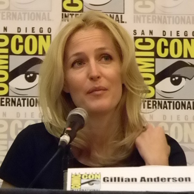 Gillian again
