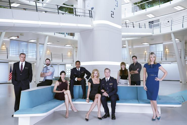 Ascension Cast SyFy