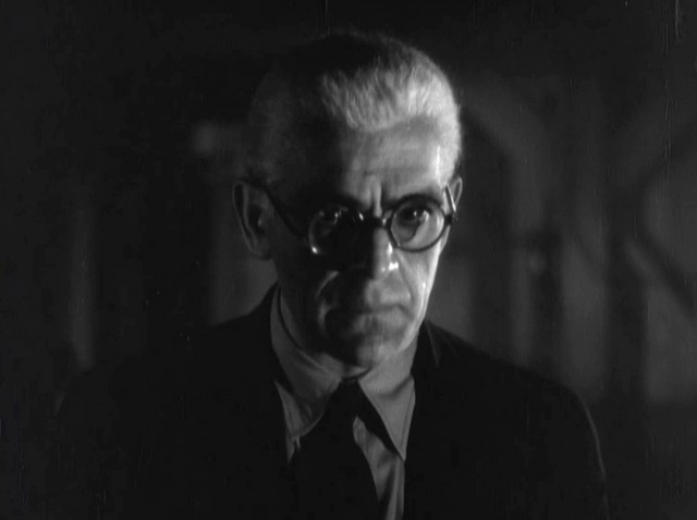 Karloff - The Invisible Menace
