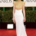 michelledockery 150x150 The best and worst dressed of the Golden Globes