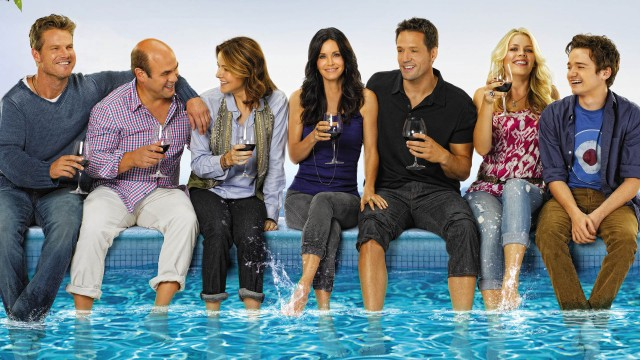 """Cougar Town"" Season 3 on DVD February 5"