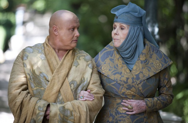 Game-of-Thrones-Diana-Rigg-Conleth-Hill