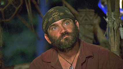 Russell Hantz   Farewell to the (self proclaimed) king [Russell Hantz] (IMAGE)
