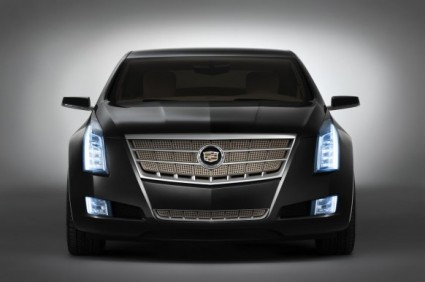 CommercialClack   Cadillac believes you think with your ass [Cadillac XTS Concept Front 582x387 425x282] (IMAGE)