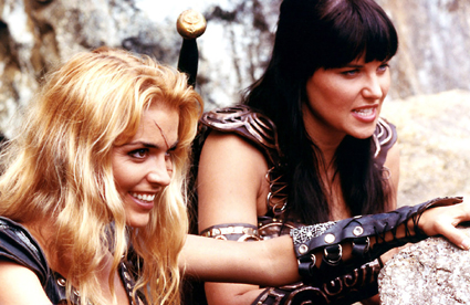 Tv On Dvd Merlin Xena And Relic Hunter Cliqueclack Tv