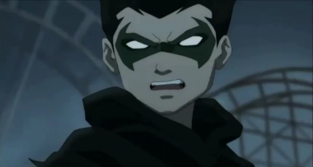Damian Wayne - Son of Batman